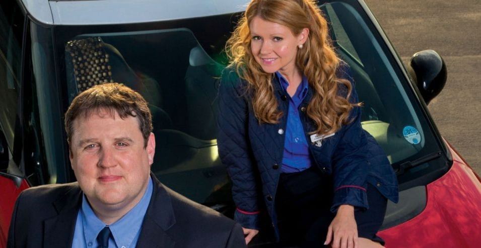 TV: How 'Car Share' rekindled my love of the radio