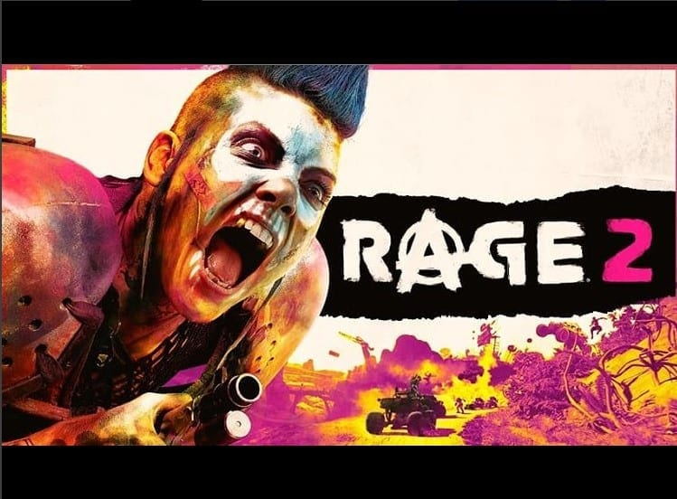 Gaming News – Rage 2 Confirmed