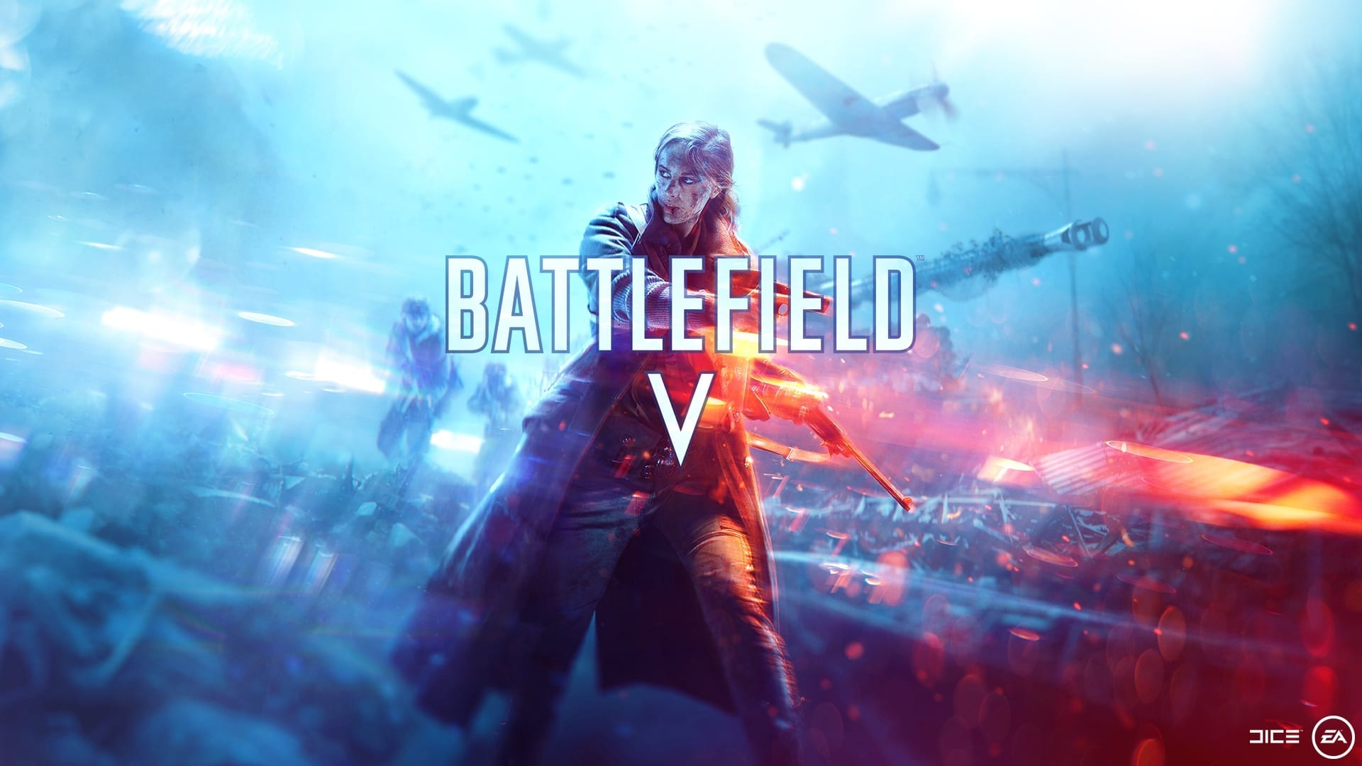 Gaming News – Battlefield V Announced
