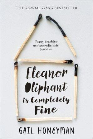 Book Review: Eleanor Oliphant is Completely Fine // Gail Honeyman