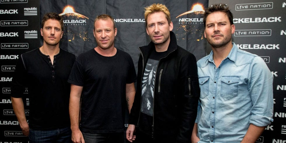 Live Review: Nickelback // Birmingham – Genting Arena