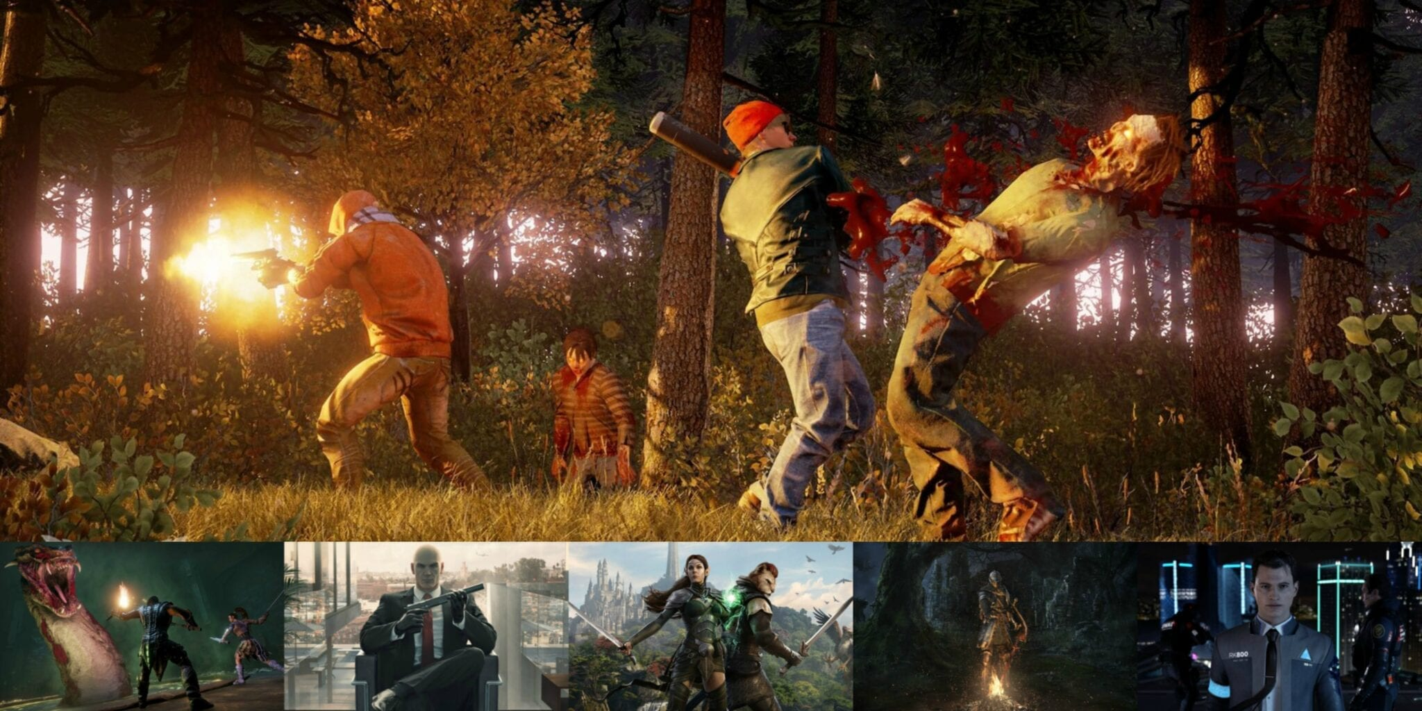 The Month in Games – May 2018