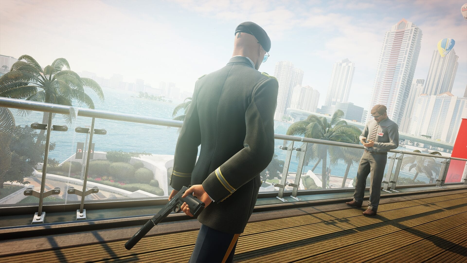 Gaming News: Hitman 2 Announced