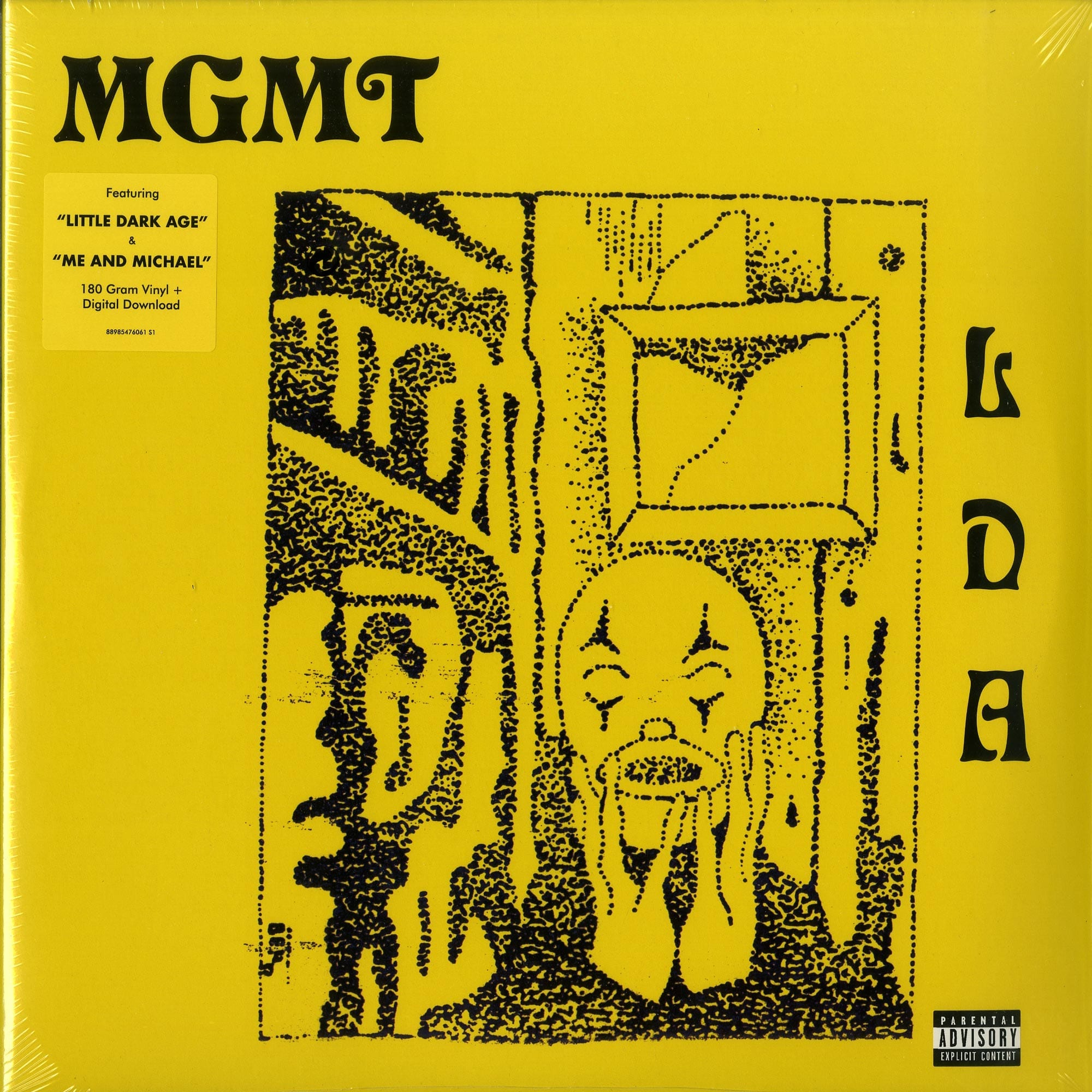 Album Review: Little Dark Age // MGMT