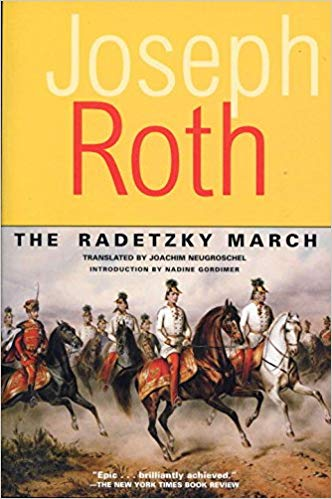 Book By My Bedside: The Radetzky March // Joseph Roth