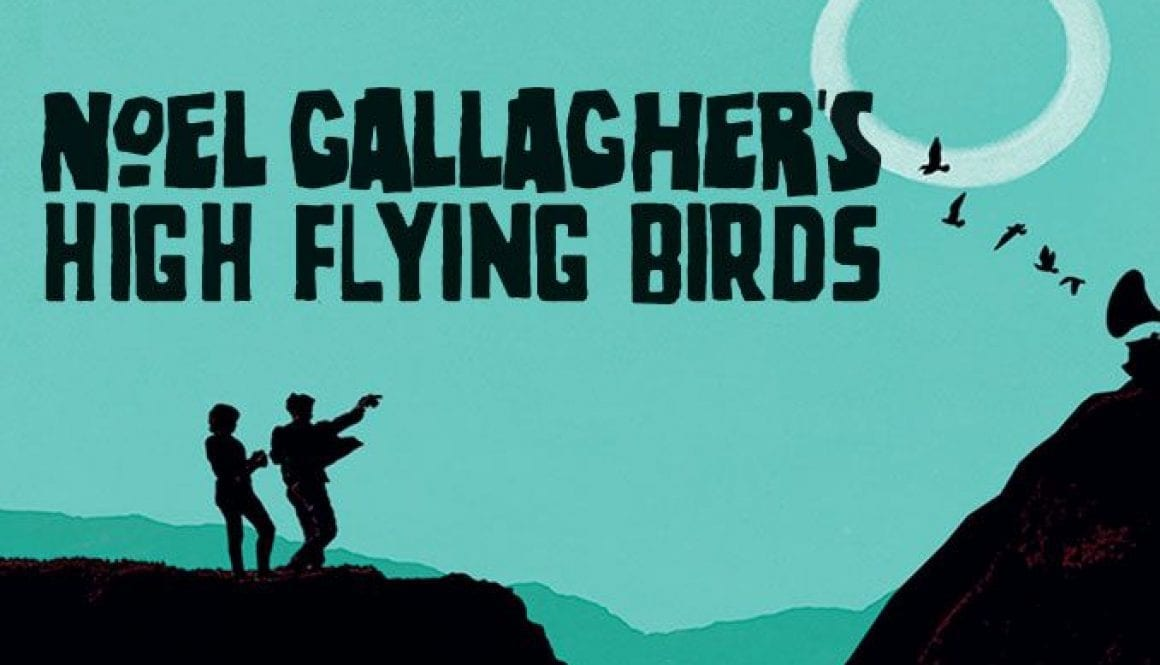 Live Review: Noel Gallagher's High Flying Birds // Manchester o2 Ritz