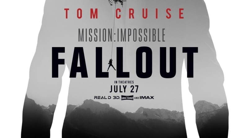 Film Review: Mission Impossible Fallout