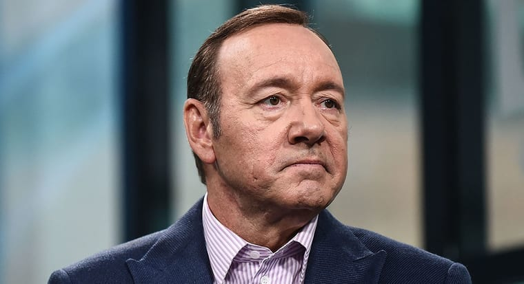Film News: Kevin Spacey's New Film Took £96 On Its First Day