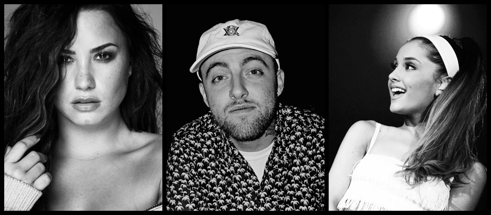 The Demonising Reality of Women and Addiction: Demi Lovato, Ariana Grande, and Mac Miller.