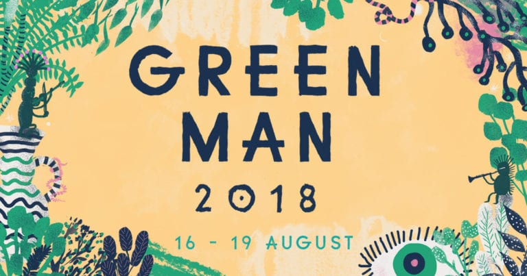 Notes written one Sunday in the Welsh countryside: Green Man 2018 festival reviewed.