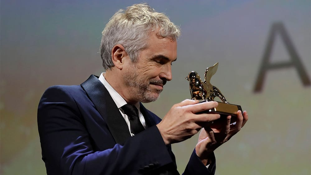 Film News: 'Roma' wins the Golden Lion at the Venice Film Festival 2018
