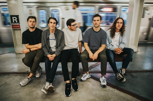 Live Review: Knuckle Puck // Manchester – Manchester Academy