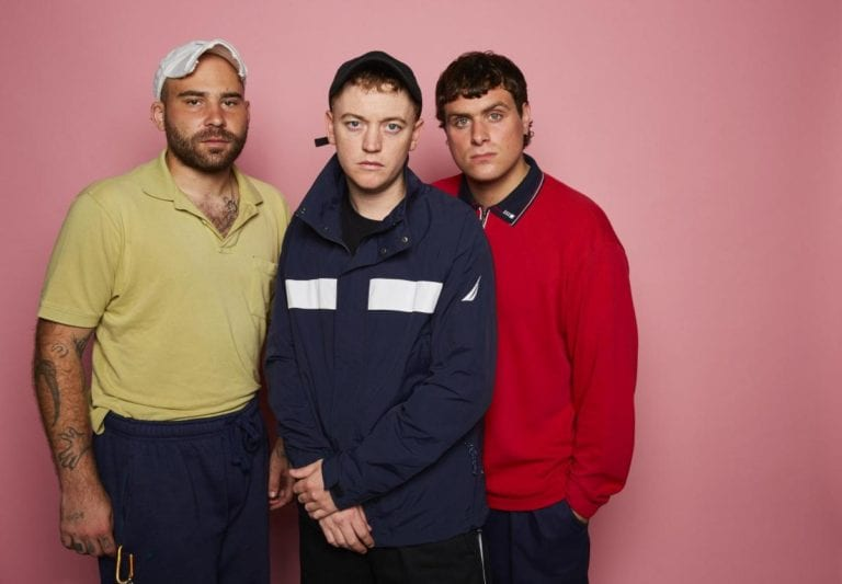 INTERVIEW // DMA'S
