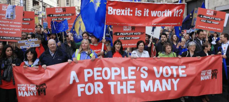 The People's Vote: Democracy or Heresy?