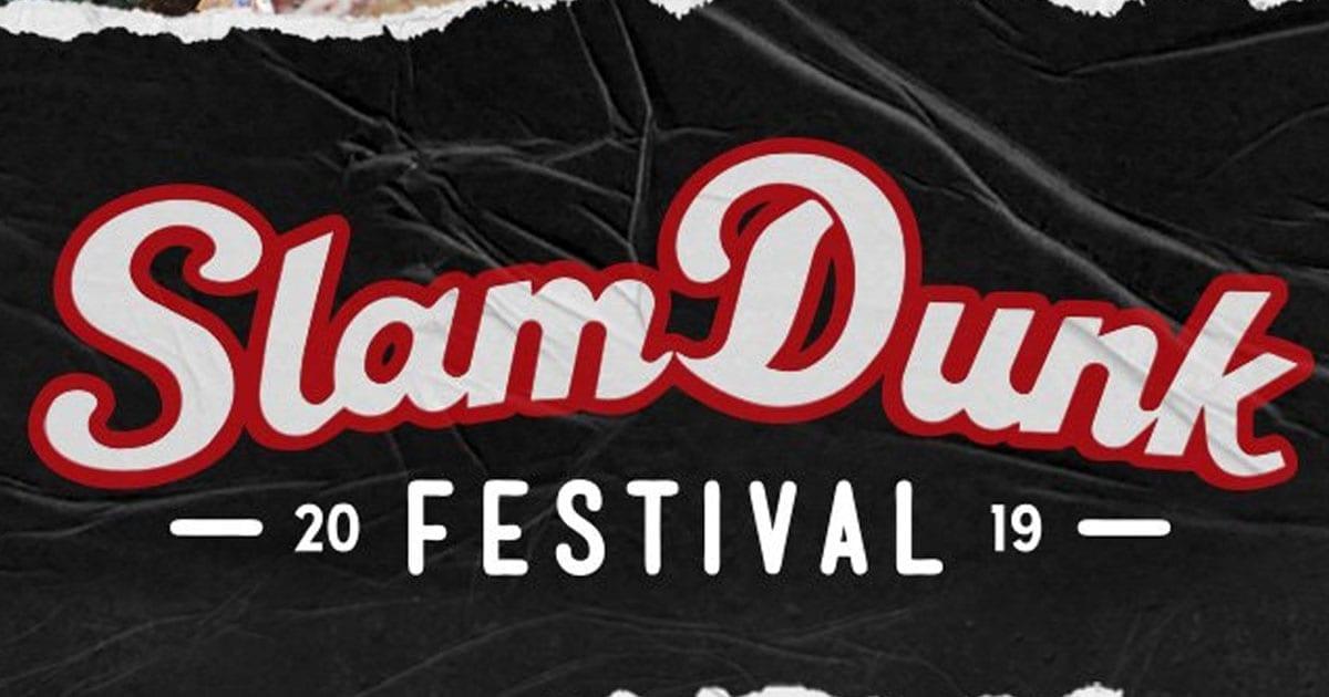 Festival News: Slam Dunk 2019