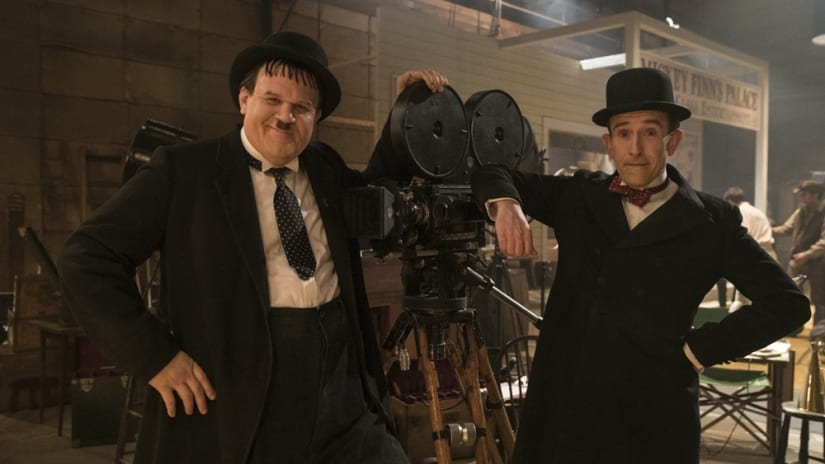 Film Review: Stan and Ollie