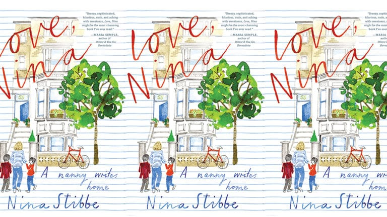 Book by my Bedside: Love, Nina // Nina Stibbe