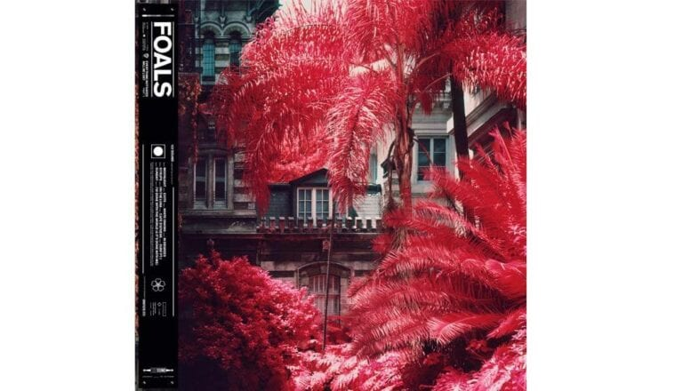 Album Review: Part 1 Everything Not Saved Will Be Lost // Foals