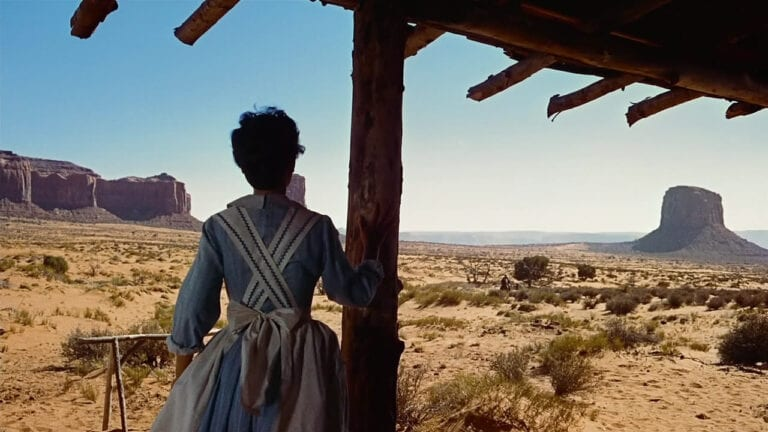 """The ambiguous nostalgia for home in John Ford's """"The Searchers"""""""
