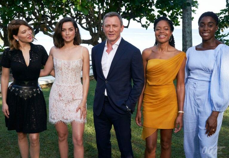 Film News: James Bond 25 cast revealed