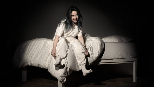 Album Review: WHEN WE ALL FALL ASLEEP, WHERE DO WE GO? // Billie Eilish