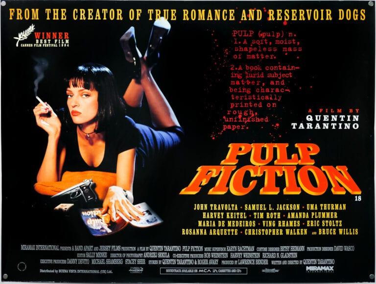 Movie Monday: Pulp Fiction
