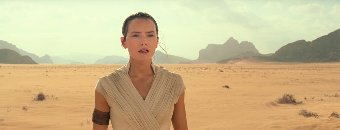 Film News: Star Wars: Episode IX Trailer and Title Revealed
