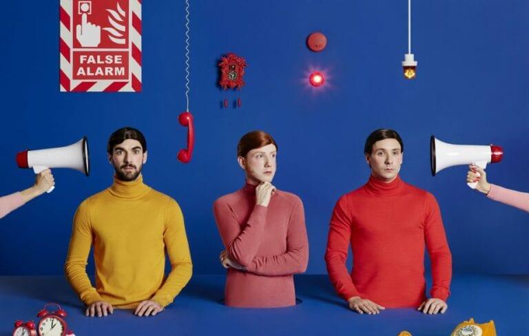 Music News: Two Door Cinema Club announce new album 'False Alarm'