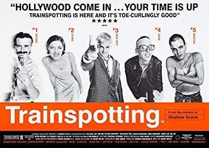 Movie Monday: Trainspotting