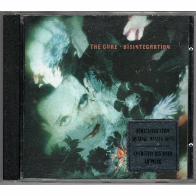 Album Review: Disintegration // The Cure