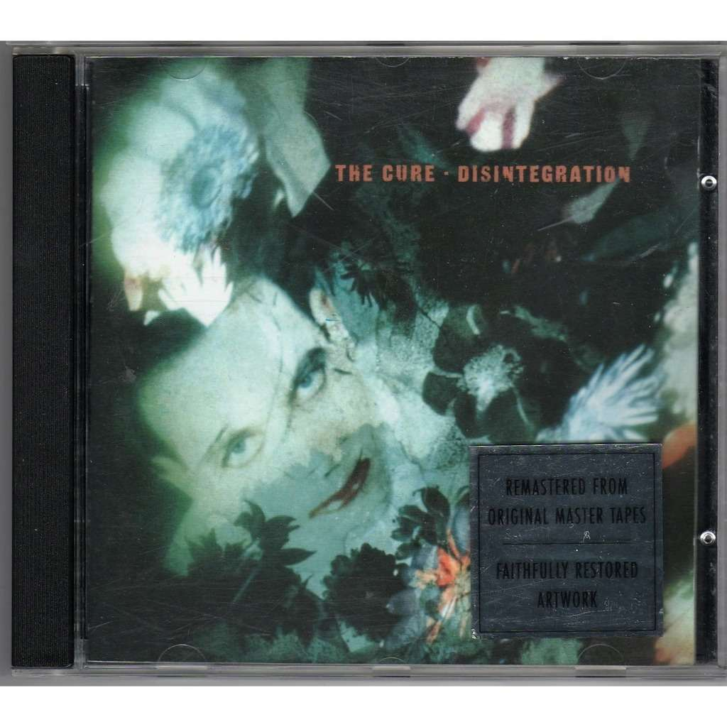 Album Review: Disintegration // The Cure