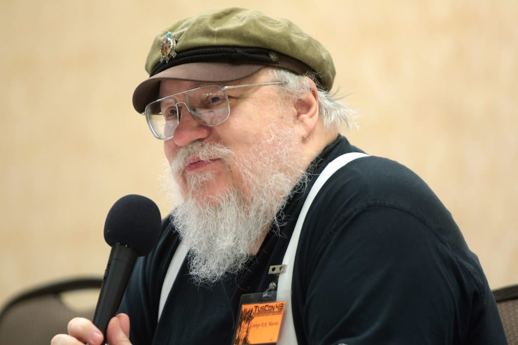 """It Will Be Done"": An Update On The Winds of Winter."