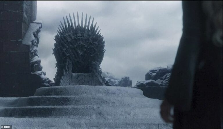 TV Review: Game of Thrones S8E6 – 'The Iron Throne'