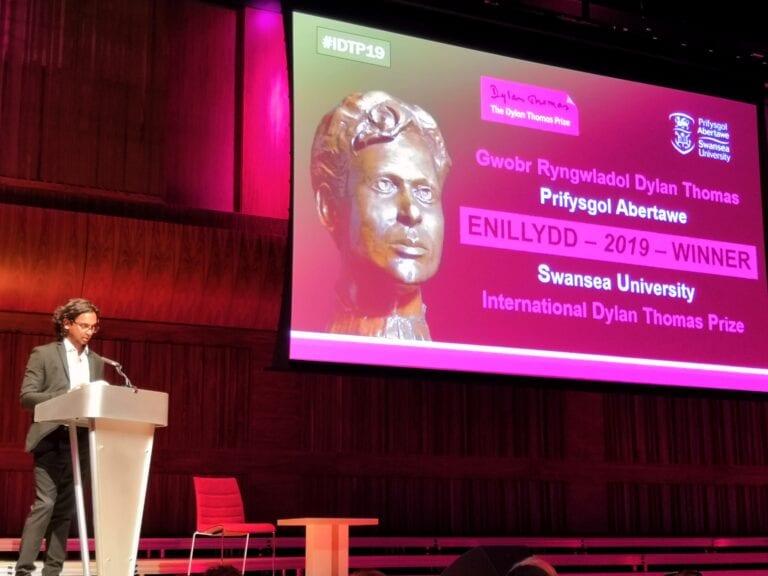 Inside Swansea University's International Dylan Thomas Prize Module – Part 2