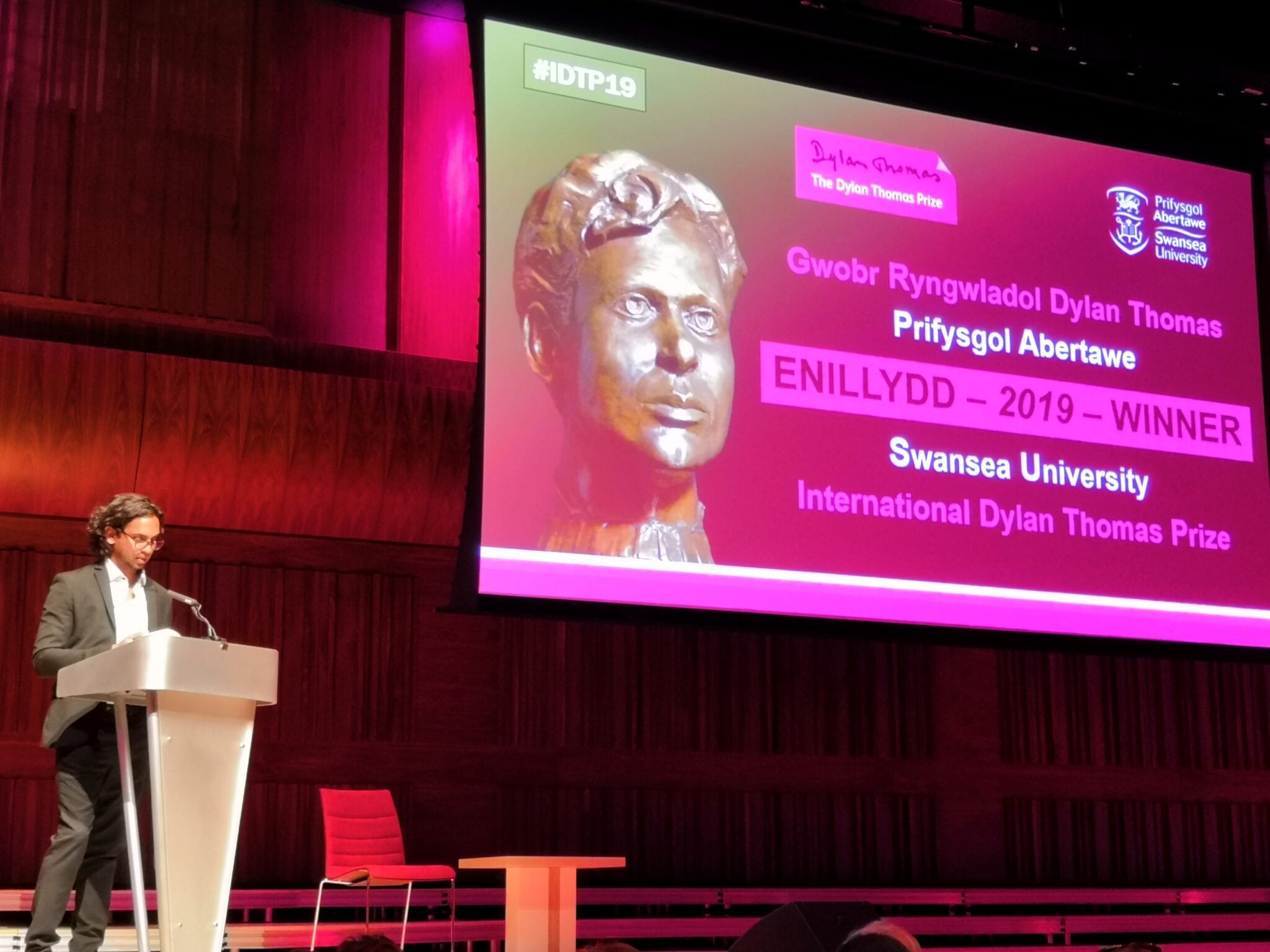 Inside Swansea University's International Dylan Thomas Prize Module – Part 2
