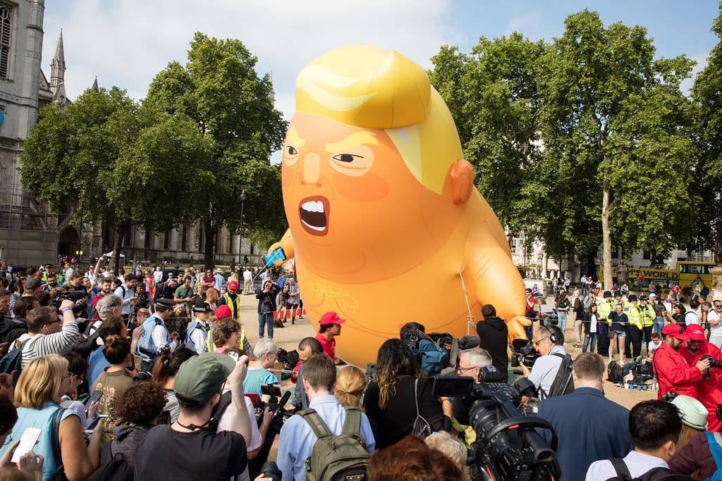 Trump's State Visit: A Three Day Trump Extravaganza