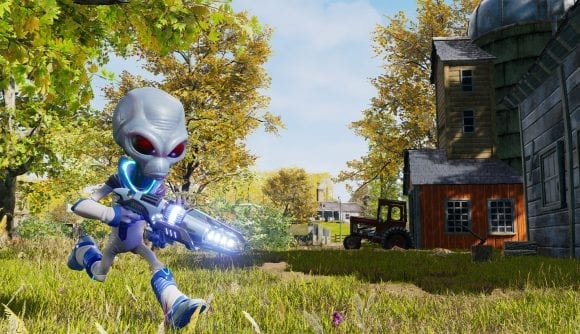 Gaming News: E3 2019 – Destroy All Humans Remake Announced