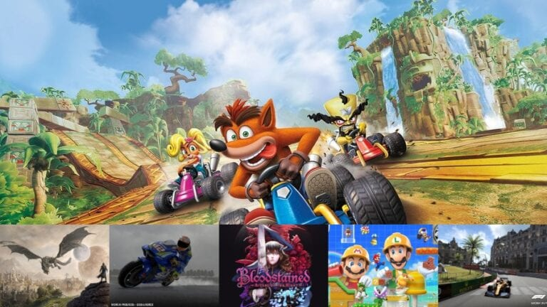 The Month in Games – June 2019