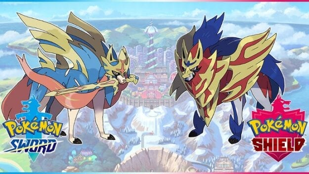 Gaming News: Pokemon Sword and Pokemon Shield Details Announced