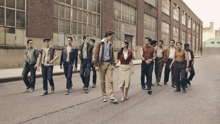 """Film News: First Image Of """"West Side Story"""" Remake Released"""