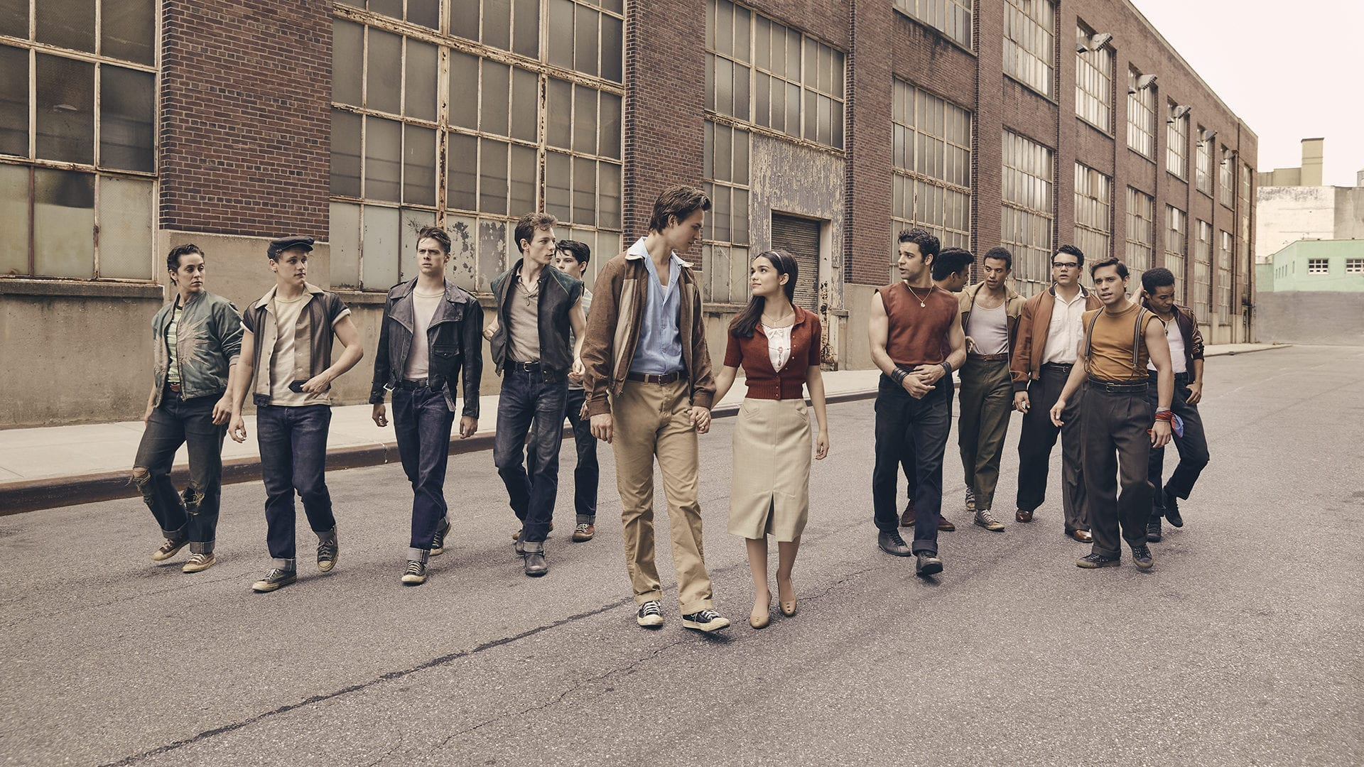 "Film News: First Image Of ""West Side Story"" Remake Released"