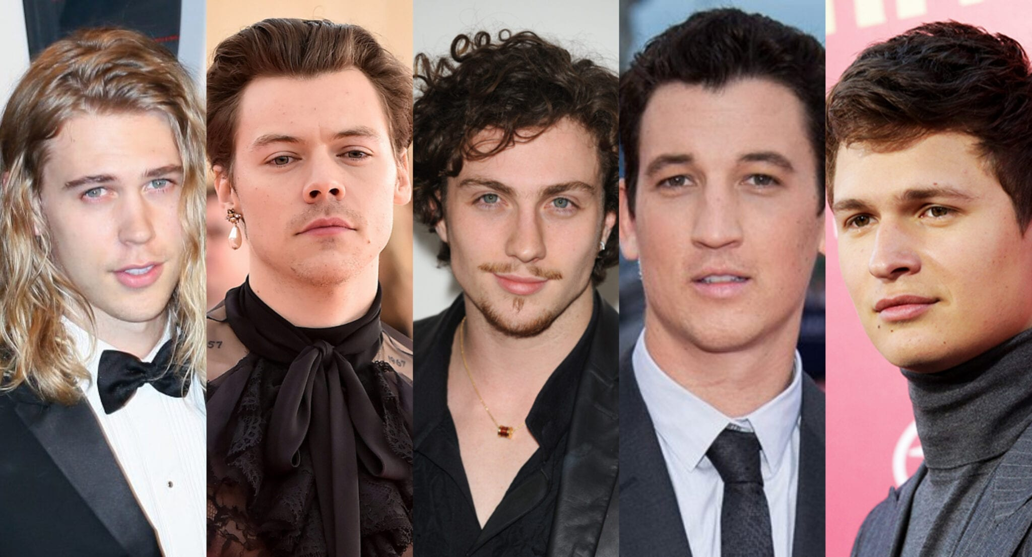 Film News: Five actors in the running to play Elvis in Baz Luhrmann's biopic