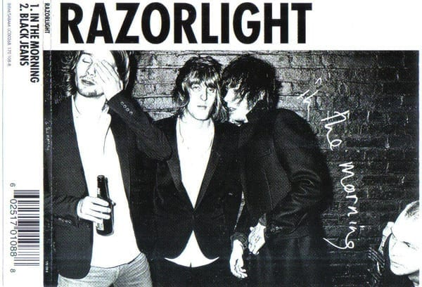 Throwback Thursday: In The Morning // Razorlight