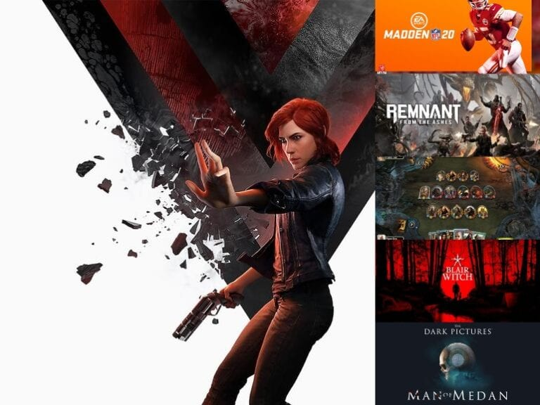 The Month in Games – August 2019
