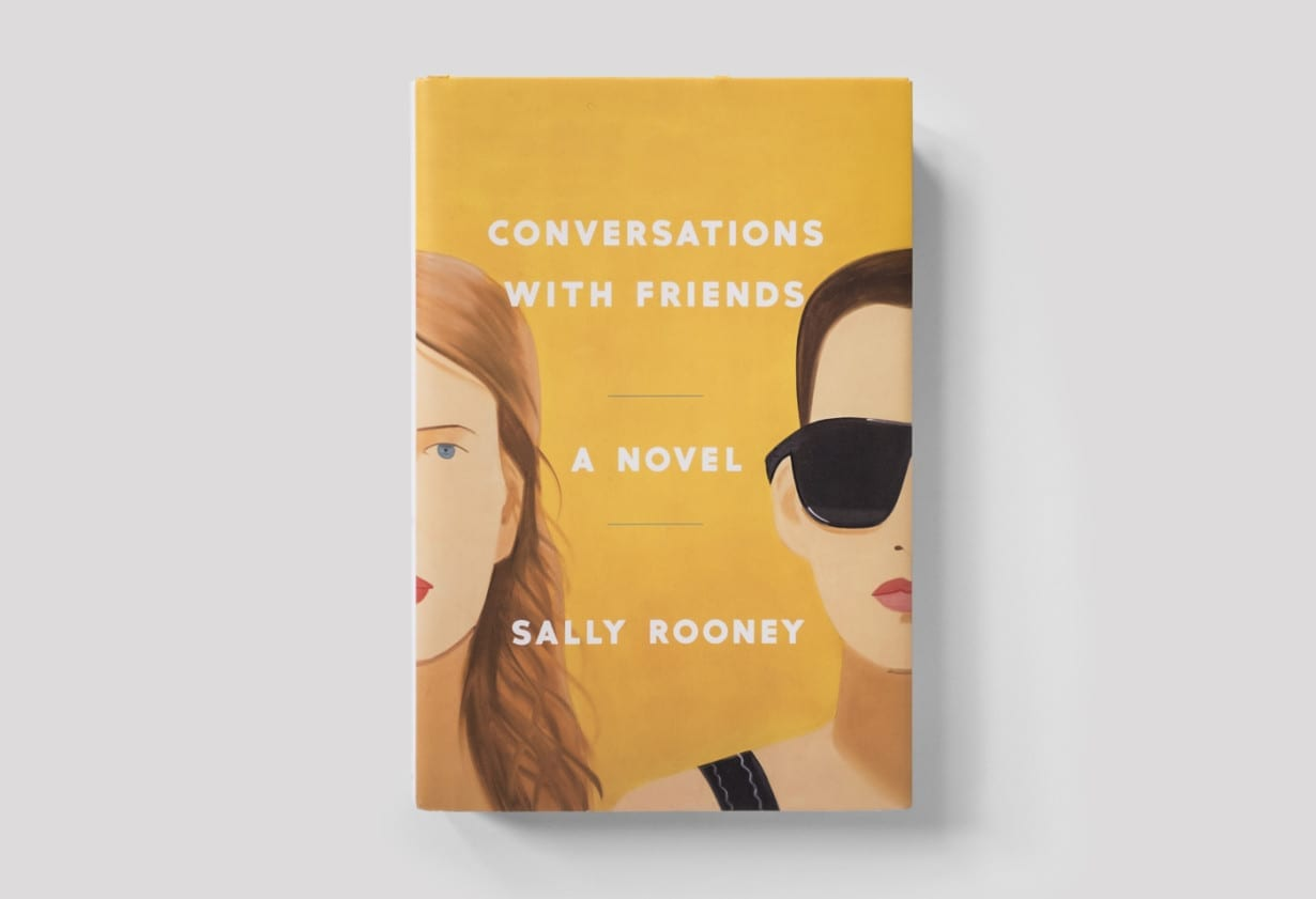 Book Review: Conversations With Friends // Sally Rooney