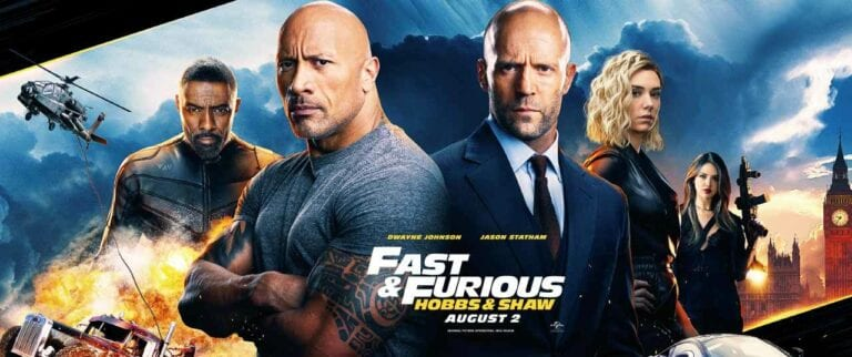 Film Review – Fast and Furious: Hobbs & Shaw