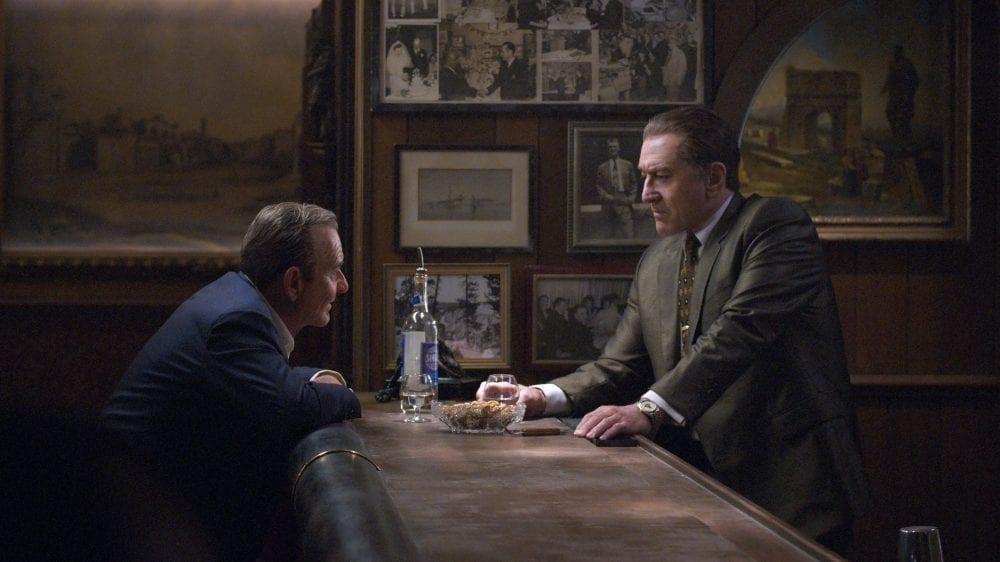 """Film News: Martin Scorsese's """"The Irishman"""" Will Be 3.5 Hours Long"""