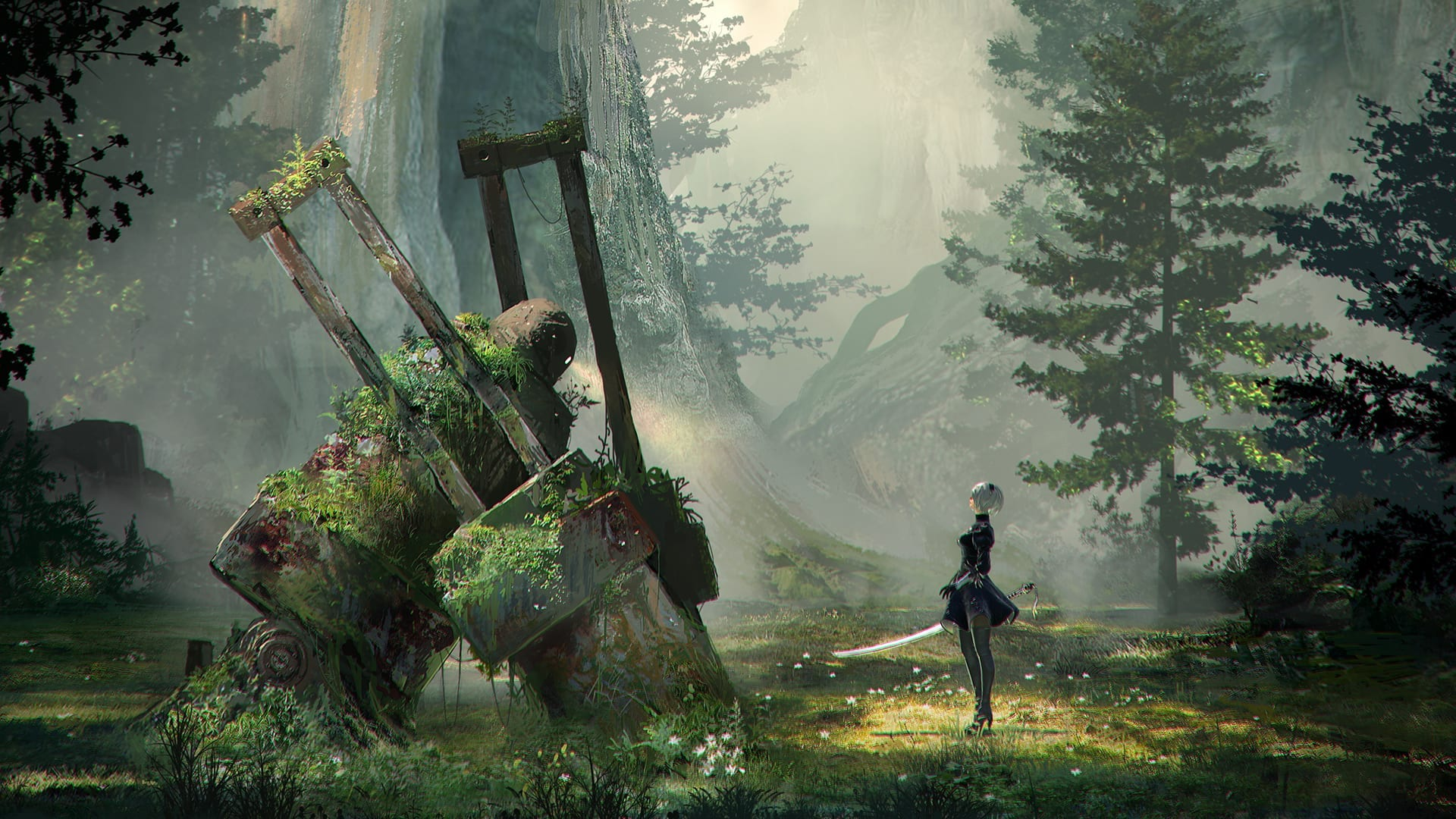 Game Review: NieR: Automata (PS4 VERSION)