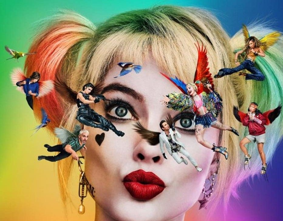 Film News: Birds of Prey Poster Released