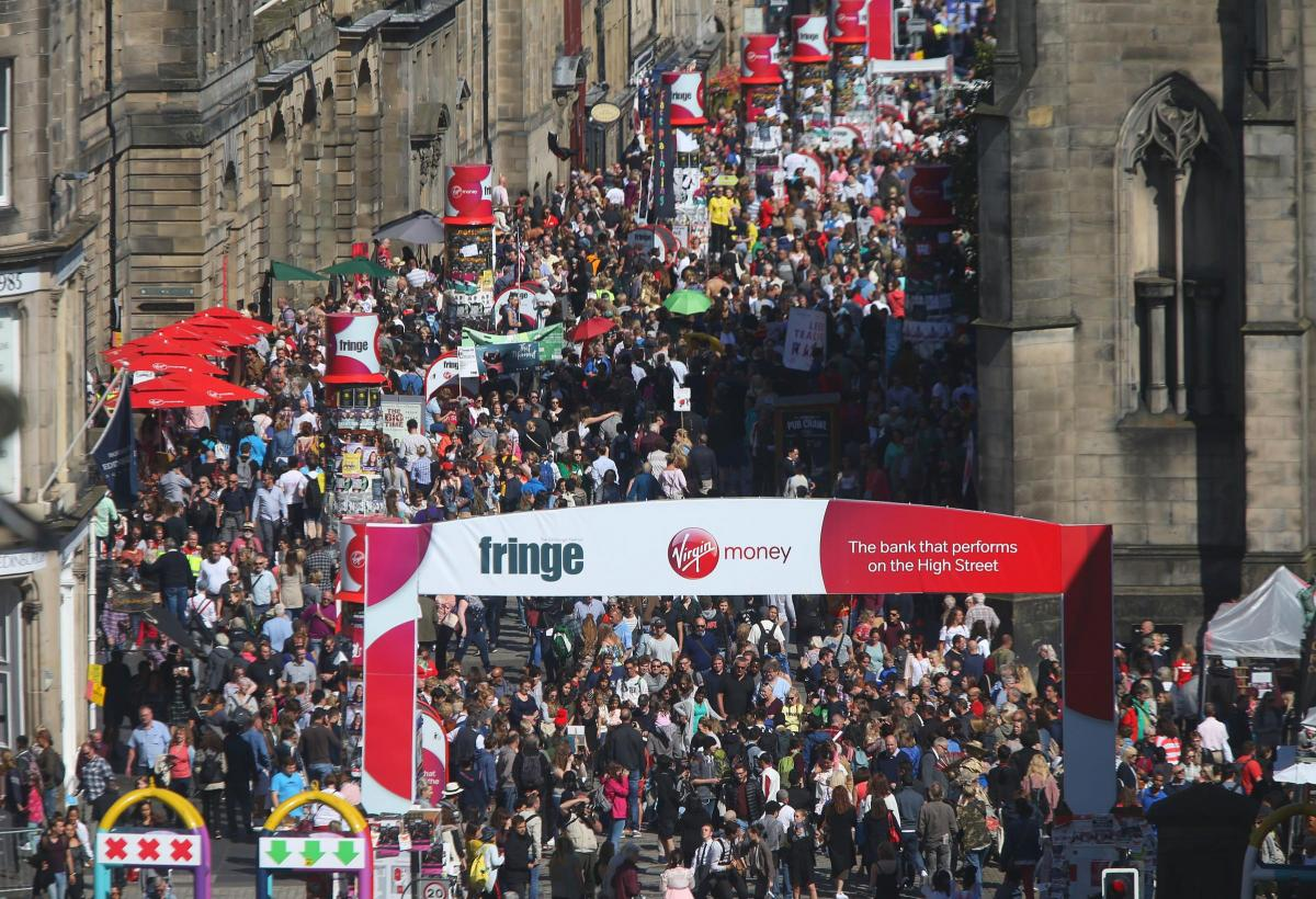 A Weekend at the Fringe